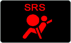 SRS Air-Bag warning light