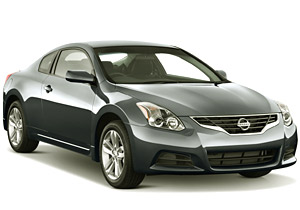 NISSAN  ALTIMA COUPE COUPE