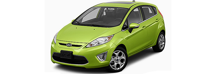 Ford Fiesta Specifications