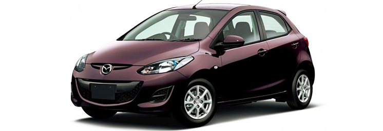 Mazda 2 Specifications